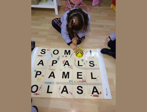 Nuevos talleres en 2º de infantil