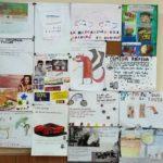 Los alumnos y alumnas de quinto de primaria del Colegio Rafaela María de Valladolid han diseñado anuncios muy creativos.