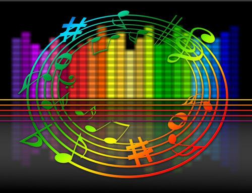 Historia de la música divertida