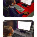 Los alumnos y alumnas de primero de primaria del Colegio Rafaela María de Valladolid aprenden y se divierten trabajando la competencia digital.