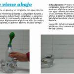 Experimentos para poner de manifiesto las leyes de los gases