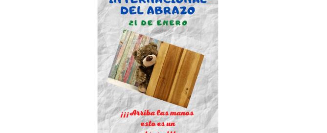 Abrazo virtual de la asociación de familias del colegio concertado Rafaela María del centro de Valladolid