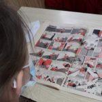 Los alumnos y alumnas de 3º de primaria del Colegio Rafaela María han trabajado y se han divertido leyendo tebeos.