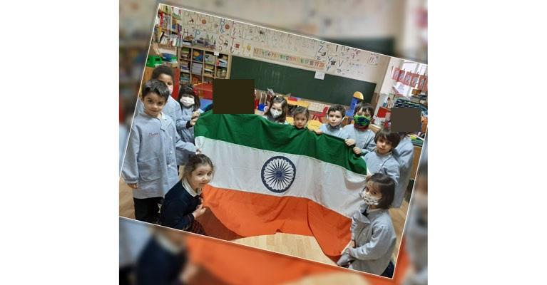 Nos vamos de La India