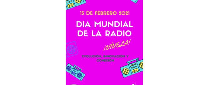 Día Mundial de la Radio con la AMPA del colegio concertado Rafaela María del centro de Valladolid