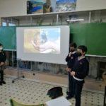 Trabajando temas de actualidad en Valores en el Colegio Rafaela María de Valladolid.