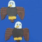 es protegida por los Estados Unidos ya que es uno de sus símbolos patrios por estar en la bandera