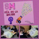 Día de la mujer en el Colegio Concertado Rafaela María del centro de Valladolid