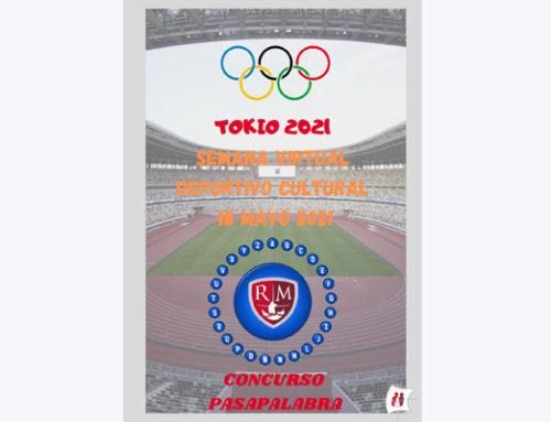 Los JJOO de Tokio 2021 en el cole