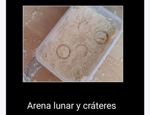 Arena lunar