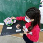 Los alumnos y alumnas de 5º de primaria del Colegio Rafaela María de Valladolid amplían sus conocimientos sobre los sentidos.