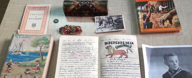 Los alumnos y alumnas de 3º de primaria del Colegio Rafaela Maria han investigo sobre la historia de sus familias.