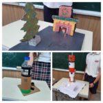 Los alumnos y alumnas de sexto de primaria del Colegio Rafaela María han diseñado circuitos eléctricos.