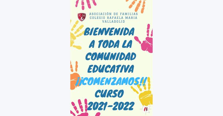 Asociación de Familias del Colegio Concertado Rafaela María del centro de Valladolid