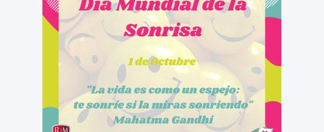 Día Mundial de la Sonrisa, AMPA colegio Concertado Rafaela María del centro de Valladolid