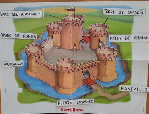 A.B.P. Los castillos en 3º de Infantil